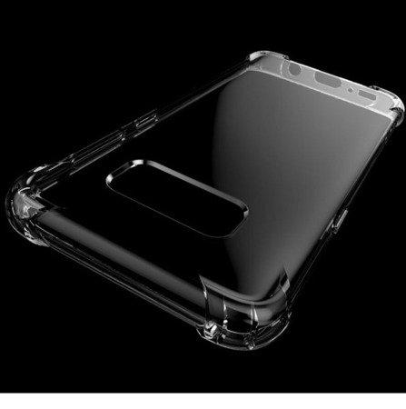 ETUI Ultra Slim Anti-Shock Case do Nokia 5.1+ / 5.1 Plus przezroczysty