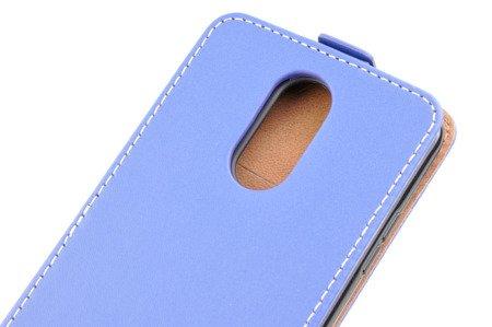 ETUI KABURA FLEXI W2 do LG K8 2017 niebieski