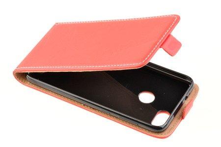 ETUI KABURA FLEXI do  Huawei P9 Lite Mini czerwony