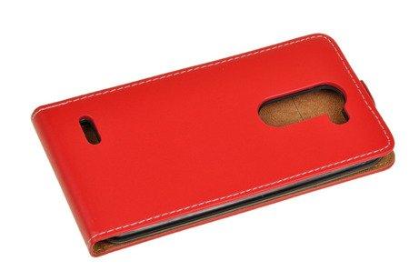 ETUI KABURA FLEXI do  LG X Mach K600 czerwony