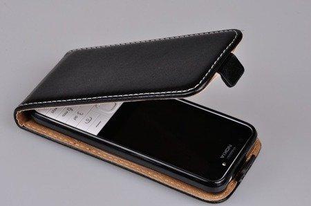 ETUI KABURA FLEXI do Nokia 230 / Nokia 230 Dual Sim czarna