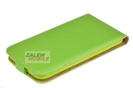 ETUI KABURA FLEXI do Samsung Galaxy J5 J500 zielony