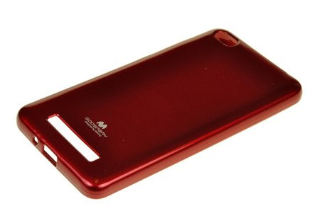 ETUI NAKŁADKA MERCURY GOOSPERY JELLY CASE do Xiaomi Redmi 4A czerwony