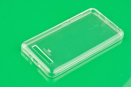 ETUI NAKŁADKA MERCURY GOOSPERY JELLY CASE do Xiaomi Redmi 4A przezroczysty