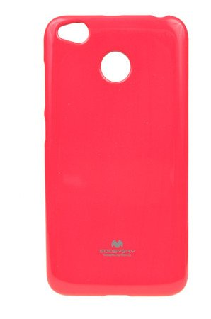 ETUI NAKŁADKA MERCURY GOOSPERY JELLY CASE do Xiaomi Redmi 4X różowy