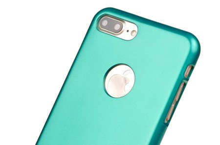 ETUI NAKŁADKA MERCURY GOOSPERY iJELLY CASE do APPLE iPhone 7 Plus / iPhone 8 Plus zielone