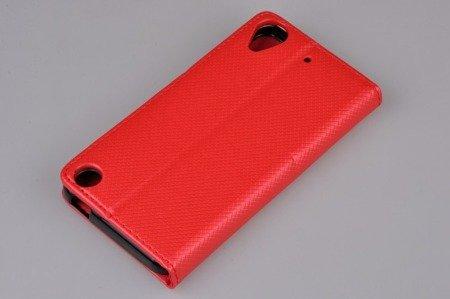 ETUI SMART W2 do HTC Desire 530 630  czerwony