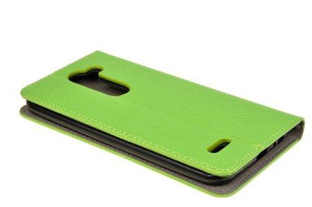 ETUI SMART W2 do LG X MACH zielony