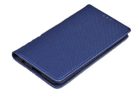 ETUI SMART W2 do LG X POWER  niebieski
