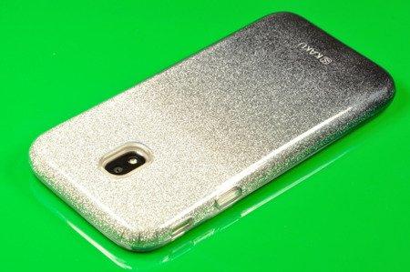 Etui Kaku Ombre do SAMSUNG Galaxy J3 2017 J330 czarny
