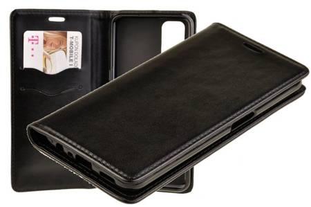 Etui Magnet Book do Oppo A72 czarny