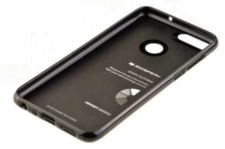 Etui Mercury Goosper Jelly Case do HUAWEI P Smart czarny