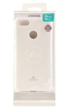 Etui Mercury Goosper Jelly Case do HUAWEI P9 Lite Mini biały