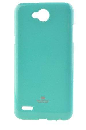 Etui Mercury Goosper Jelly Case do LG X POWER 2 miętowy