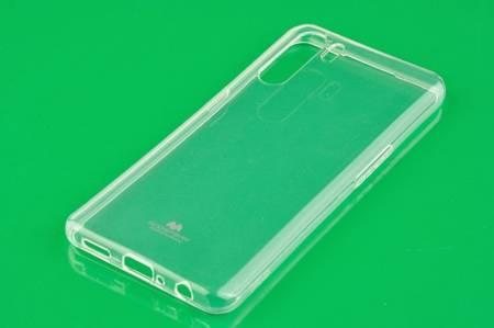 Etui Mercury Goospery Jelly Case do Oppo Reno 3 / A91 przezroczysty