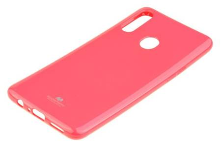 Etui Mercury Goospery Jelly Case do Samsung Galaxy A20s różowy