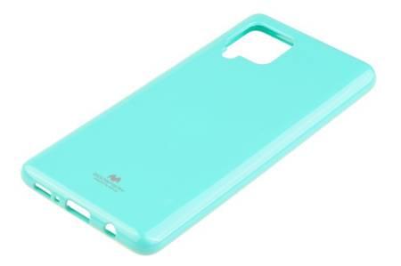 Etui Mercury Goospery Jelly Case do Samsung Galaxy A42 5G miętowy