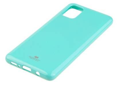 Etui Mercury Goospery Jelly Case do Samsung Galaxy M51 miętowy