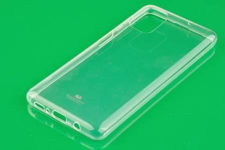 Etui Mercury Goospery Jelly Case do Samsung Galaxy M51 przezroczysty