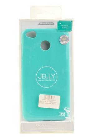 Etui Mercury Goospery Jelly Case do Xiaomi Redmi 4X miętowy
