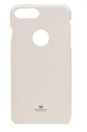 Etui Mercury Jelly Case do APPLE iPhone 7 Plus / 8 Plus biały