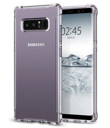 Etui Nakładka Spigen Rugged Crystal do SAMSUNG GALAXY Note 8 N950 przezroczysty