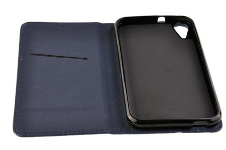 Etui Smart W2 do HTC DESIRE 830 niebieski