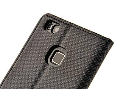 Etui Smart W3 do HUAWEI P9 Lite czarny
