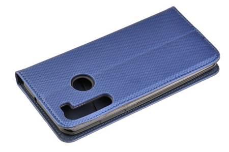 Etui Smart do HTC Desire 20 Pro niebieski