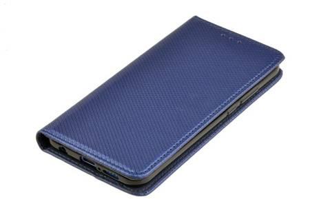Etui Smart do HUAWEI P20 Lite niebieski