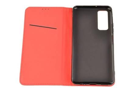Etui Smart do Huawei P Smart 2021 czerwony