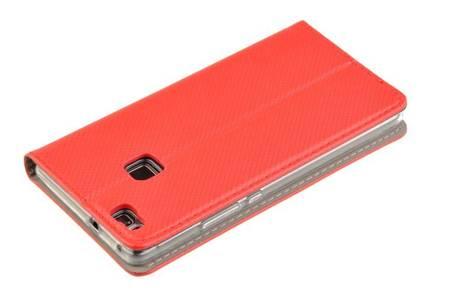Etui Smart do Huawei P9 Lite czerwony