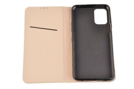 Etui Smart do LG K42 / K52 / K62 złoty