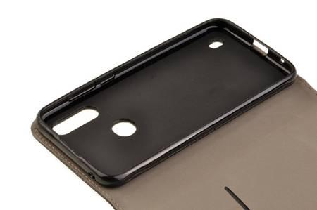 Etui Smart do Motorola Moto E6s czarny