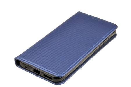 Etui Smart do Motorola Moto G9 / G9 Play / E7 Plus niebieski