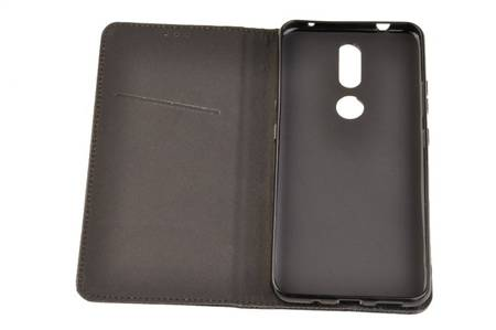 Etui Smart do Nokia 2.4 czarny