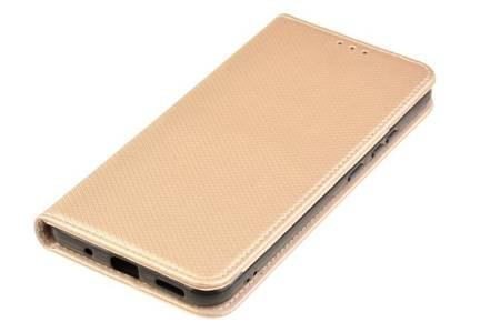 Etui Smart do Nokia 3.4 złoty