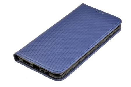 Etui Smart do Oppo A12 niebieski