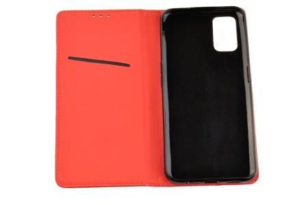 Etui Smart do Oppo A52 czerwony