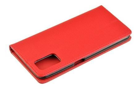 Etui Smart do Oppo A72 czerwony