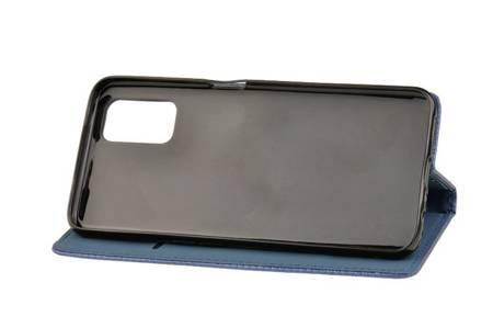 Etui Smart do Oppo A72 niebieski