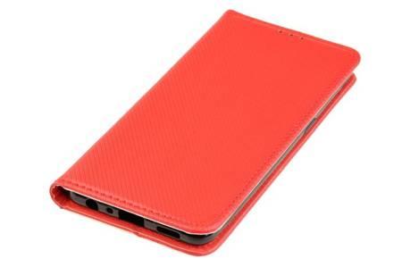 Etui Smart do Oppo Reno 4 Lite czerwony