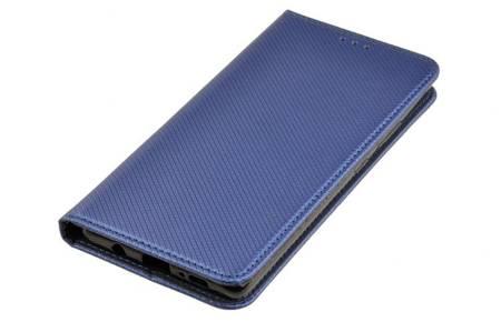 Etui Smart do Samsung Galaxy A71 5G niebieski
