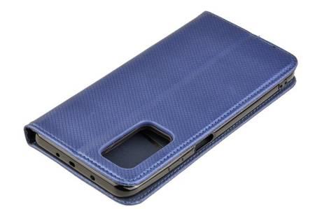 Etui Smart do Xiaomi Mi 10T 5G / 10T Pro 5G niebieski