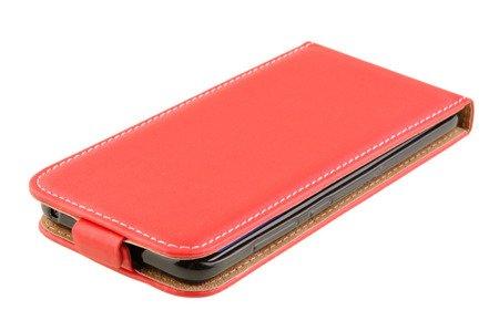 Etui kabura Flexi Rubber do SAMSUNG GALAXY S8 G950 czerwony