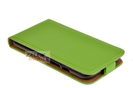 Etui kabura Flexi do alcatel Pixi 4 5.0 5045 zielony