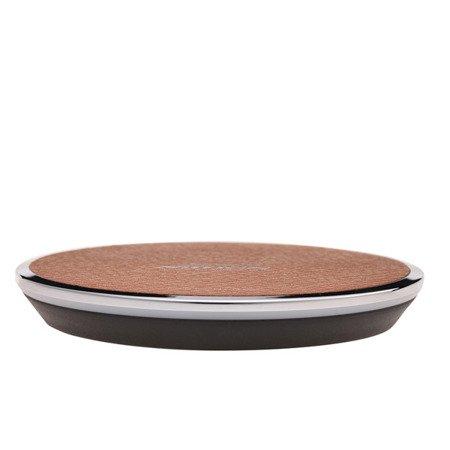 Ładowarka indukcyjna Nillkin Magic Disk Ⅲ brązowy