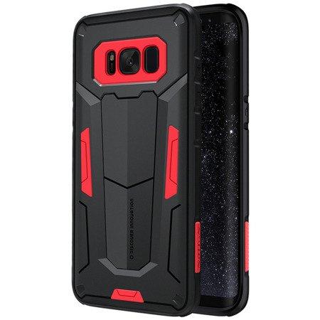 Nillkin Defender II Wytrzymałe Etui do SAMSUNG Galaxy S8 Plus / S8+ G955 czerwony