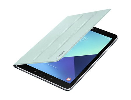 ORYGINALNE ETUI BOOK COVER do SAMSUNG GALAXY TAB S3 9.7 T820 T825 miętowy