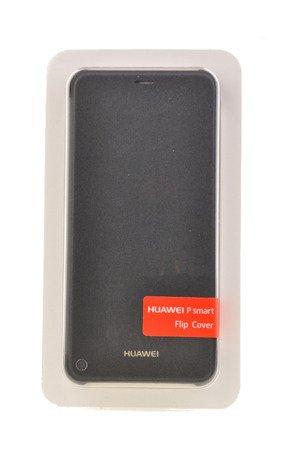 Oryginalne Etui Flip Cover do HUAWEI P Smart czarny